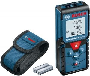 Bosch Professional Laser Entfernungsmesser GLM 40