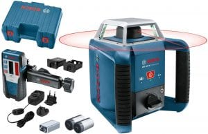 Bosch Professional Rotationslaser GRL 400 H