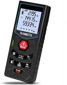 Kaiweets Laser-Entfernungsmesser 60M